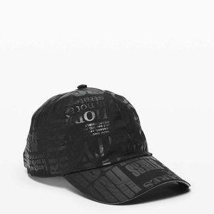 Lululemon   Manifesto Baller Hat Run NWOT